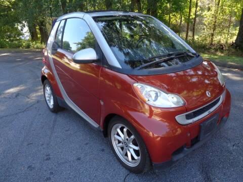 2008 Smart fortwo for sale at Liberty Motors in Chesapeake VA
