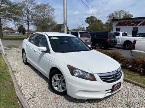 2012 Honda Accord for sale at Beach Auto Brokers in Norfolk VA