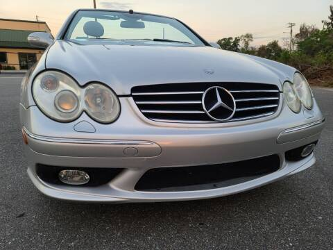 2004 Mercedes-Benz CLK for sale at Monaco Motor Group in Orlando FL