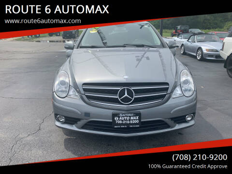 2010 Mercedes-Benz R-Class for sale at ROUTE 6 AUTOMAX in Markham IL