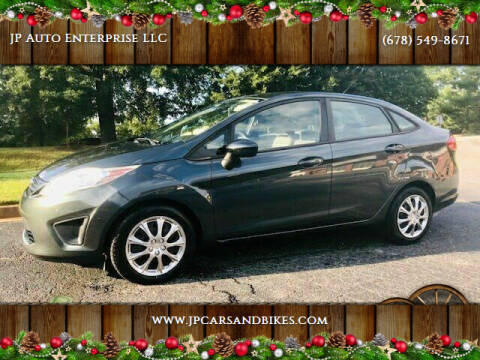 2011 Ford Fiesta for sale at JP Auto Enterprise LLC in Duluth GA