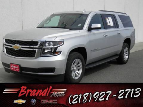 2019 Chevrolet Suburban for sale at Brandl GM in Aitkin MN