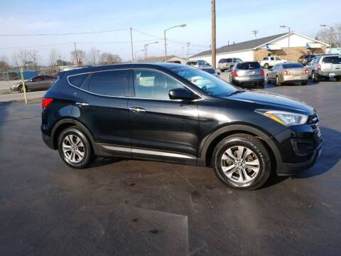 2015 Hyundai Santa Fe Sport for sale at Big Boys Auto Sales in Russellville KY