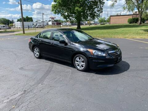 2011 Honda Accord for sale at Dittmar Auto Dealer LLC in Dayton OH