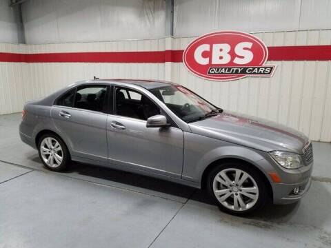 2011 Mercedes-Benz C-Class for sale at CBS Quality Cars in Durham NC