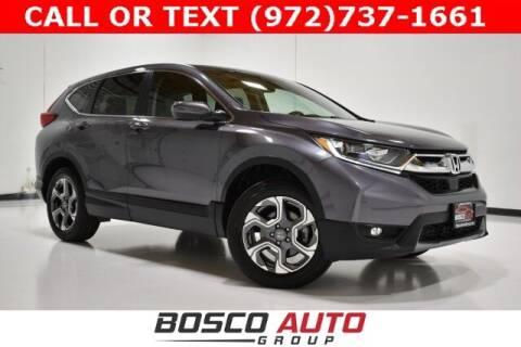 2019 Honda CR-V for sale at Bosco Auto Group in Flower Mound TX