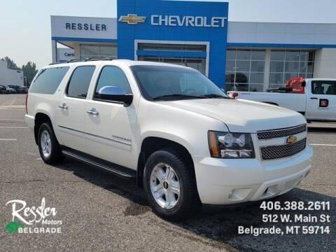 2014 Chevrolet Suburban for sale at Danhof Motors in Manhattan MT