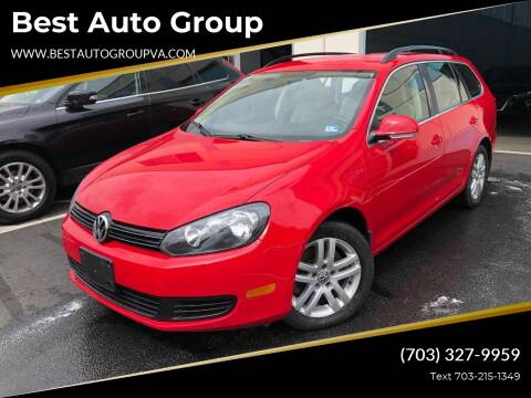 2012 Volkswagen Jetta for sale at Best Auto Group in Chantilly VA