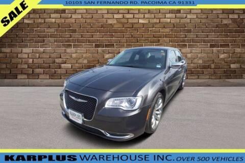 2019 Chrysler 300 for sale at Karplus Warehouse in Pacoima CA