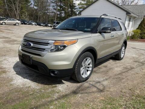 2011 Ford Explorer for sale at Williston Economy Motors in Williston VT
