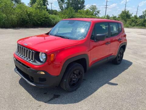 2018 Jeep Renegade for sale at Mr. Auto in Hamilton OH