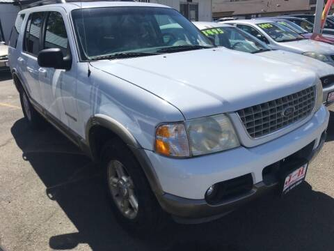 2002 Ford Explorer for sale at J and H Auto Sales in Union Gap WA