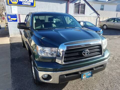2008 Toyota Tundra for sale at Fortier's Auto Sales & Svc in Fall River MA