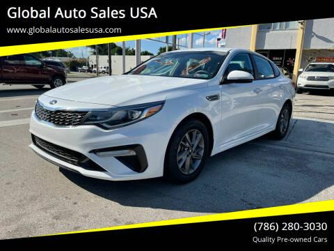 2020 Kia Optima for sale at Global Auto Sales USA in Miami FL