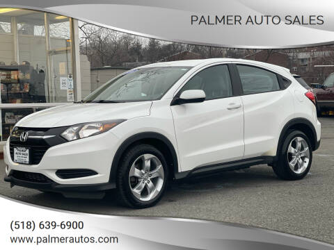 2016 Honda HR-V for sale at Palmer Auto Sales in Menands NY