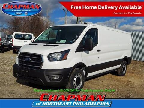 2020 Ford Transit Cargo for sale at CHAPMAN FORD NORTHEAST PHILADELPHIA in Philadelphia PA