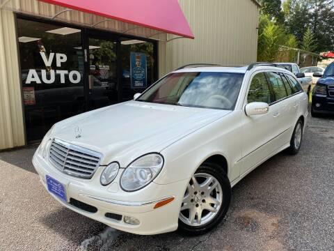 2004 Mercedes-Benz E-Class for sale at VP Auto in Greenville SC