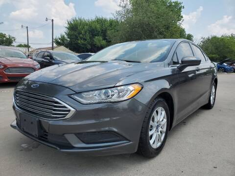 2017 Ford Fusion for sale at Star Autogroup, LLC in Grand Prairie TX
