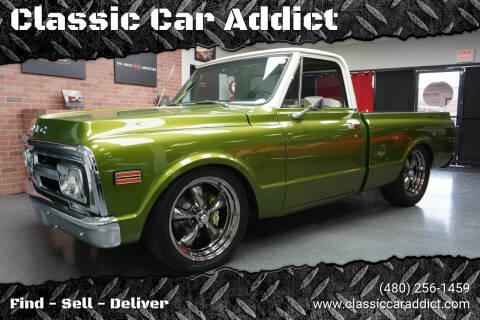 1970 GMC C/K 1500 Series for sale at Classic Car Addict in Mesa AZ