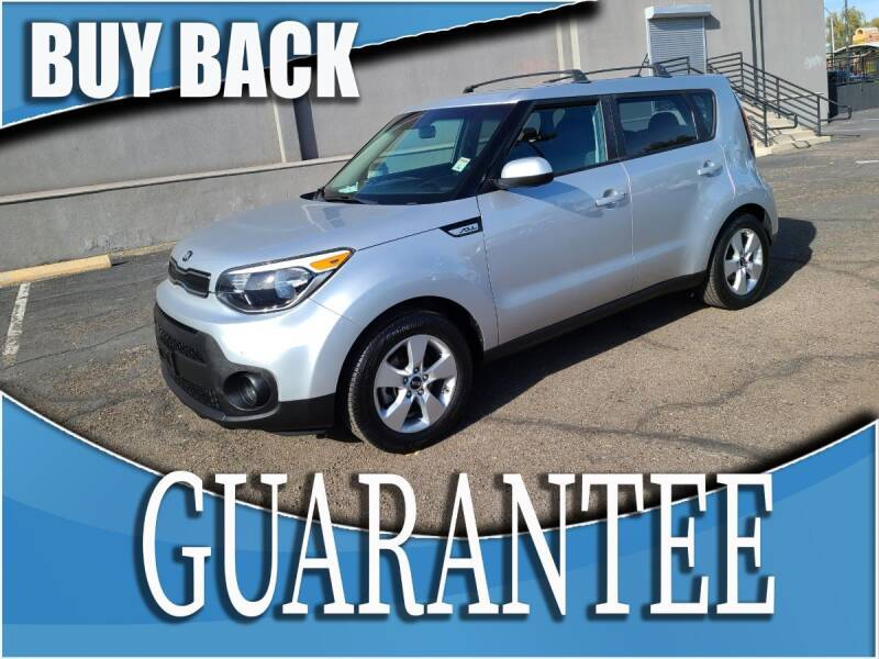 2017 Kia Soul for sale at Reliable Auto Sales in Las Vegas NV