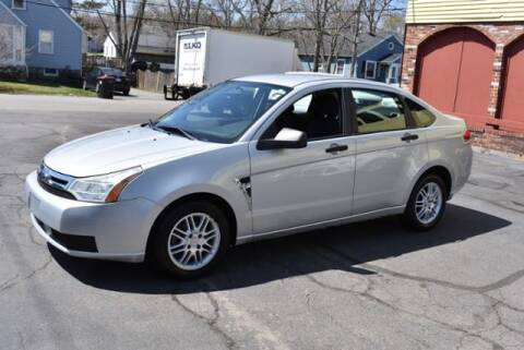 2008 Ford Focus for sale at Absolute Auto Sales, Inc in Brockton MA