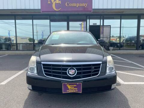 2011 Cadillac DTS for sale at Greenville Motor Company in Greenville NC