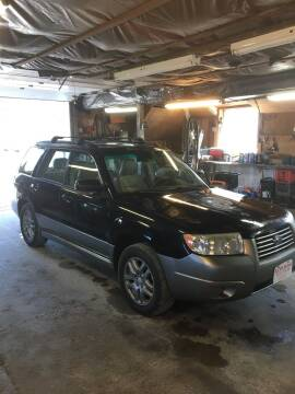 2007 Subaru Forester for sale at Lavictoire Auto Sales in West Rutland VT