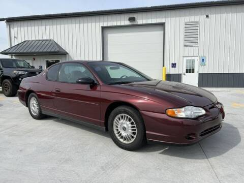 2000 Chevrolet Monte Carlo for sale at B&M Motorsports in Springfield IL