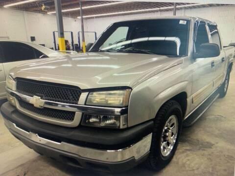 2005 Chevrolet Silverado 1500 for sale at Poor Boyz Auto Sales in Kingman AZ