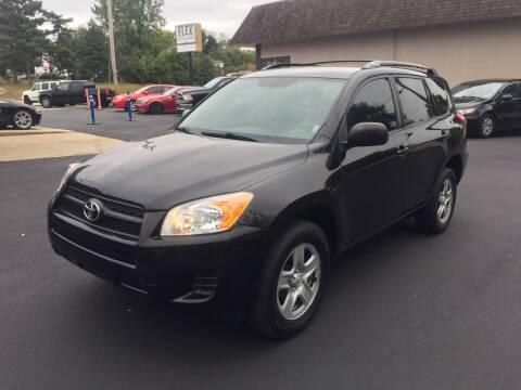 2012 Toyota RAV4 for sale at Widerange LLC in Greenwood IN