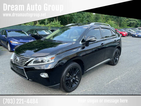2015 Lexus RX 350 for sale at Dream Auto Group in Dumfries VA