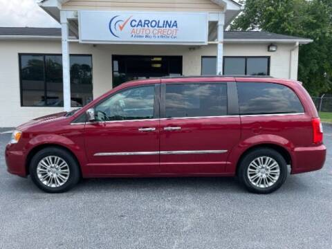 2015 Chrysler Town and Country for sale at Carolina Auto Credit in Youngsville NC