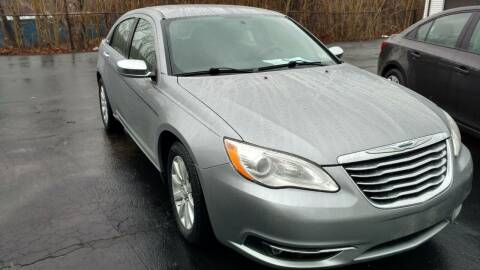 2013 Chrysler 200 for sale at Graft Sales and Service Inc in Scottdale PA
