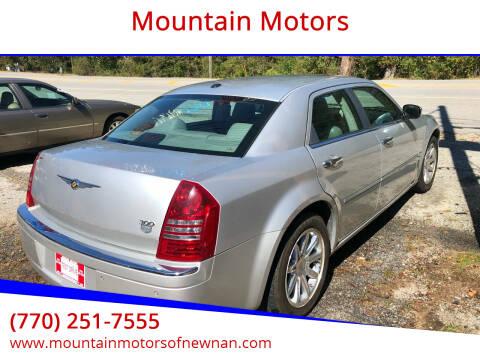 2006 Chrysler 300 for sale at Mountain Motors in Newnan GA