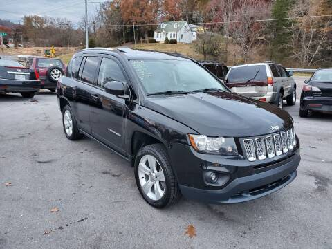 2014 Jeep Compass for sale at DISCOUNT AUTO SALES in Johnson City TN