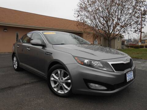 2013 Kia Optima for sale at McKenna Motors in Union Gap WA