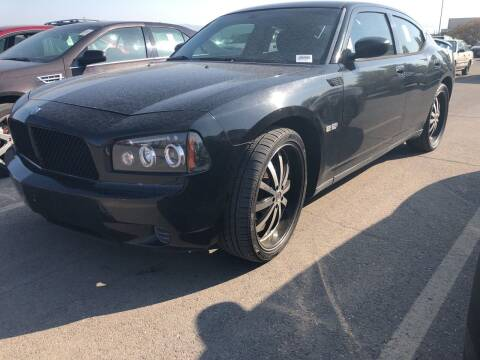 2007 Dodge Charger for sale at BELOW BOOK AUTO SALES in Idaho Falls ID
