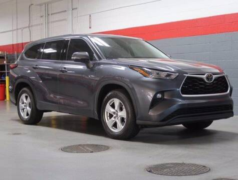 2020 Toyota Highlander for sale at CU Carfinders in Norcross GA