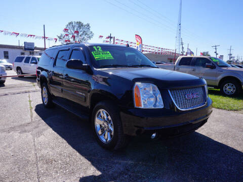 2012 GMC Yukon XL for sale at BLUE RIBBON MOTORS in Baton Rouge LA