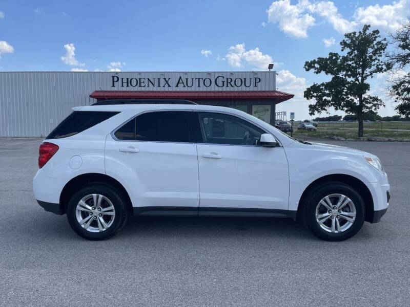 2011 Chevrolet Equinox for sale at PHOENIX AUTO GROUP in Belton TX