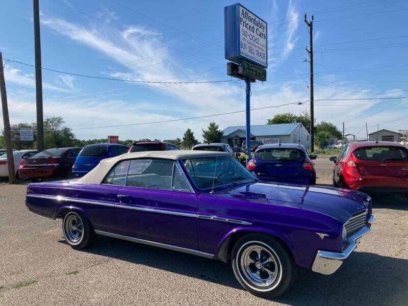 1965 Buick Skylark for sale at AFFORDABLY PRICED CARS LLC in Mountain Home ID