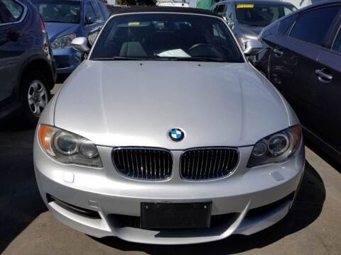 2011 BMW 1 Series for sale at Ournextcar/Ramirez Auto Sales in Downey CA