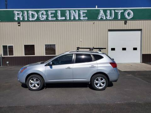 2008 Nissan Rogue for sale at RIDGELINE AUTO in Chubbuck ID