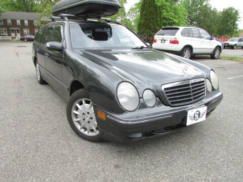 2003 Mercedes-Benz E-Class for sale at K & S Motors Corp in Linden NJ