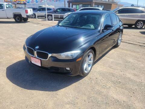 2014 BMW 3 Series for sale at Bickham Used Cars in Alamogordo NM