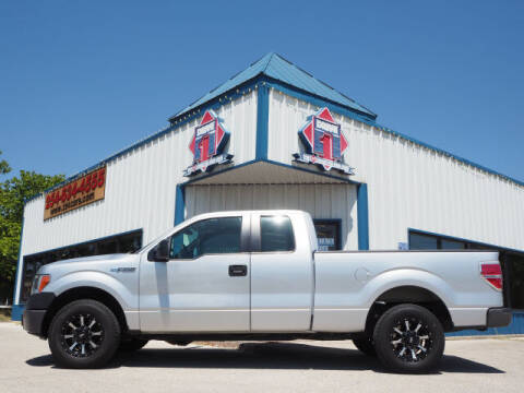 2013 Ford F-150 for sale at DRIVE 1 OF KILLEEN in Killeen TX