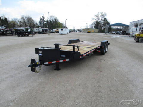 2021 B-B Equipment Tilt TBCT2420ET-10K for sale at Rondo Truck & Trailer in Sycamore IL
