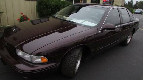 1995 Chevrolet Impala for sale at Toybox Rides in Black River Falls WI