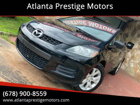 2008 Mazda CX-7 for sale at Atlanta Prestige Motors in Decatur GA