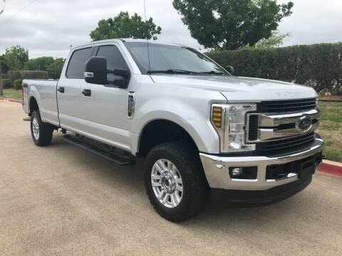2019 Ford F-250 Super Duty for sale at Taylor Investments in Plano TX